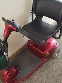 electric skooter exelent work new batery