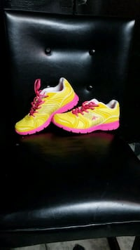 pair of pink Nike basketball shoes Las Vegas, 89149