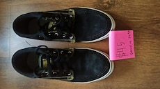 black suede Converse All Star low top sneakers
