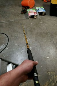 Fenwick fishing rod, 7ft see pics 2369 mi