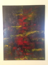 Original, abstract painting  Ottawa, K1G 2Y7
