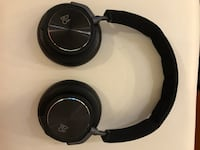 2 wired Bang and Olufsen Headphones with carrying hard shell cases Centreville