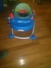 toddler's Disney Lightning Mcqueen themed walker Chesapeake, 23321