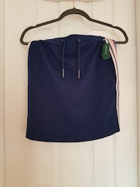 Simons Sporty cotton side stripe skirt size xs  Mississauga, L5M 7A5