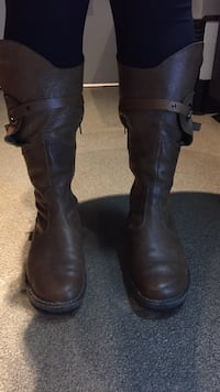 Trippen closed warrior boots