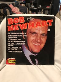 Bob Newhart Comedy Album Vinyl LP Record Mobile, 36619