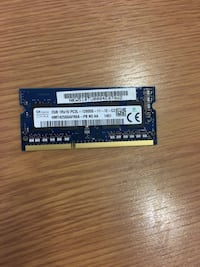 laptop RAM 2 gb