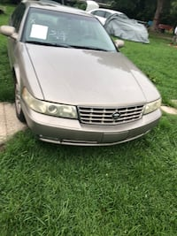 Cadillac - STS - 2001 New Orleans, 70126