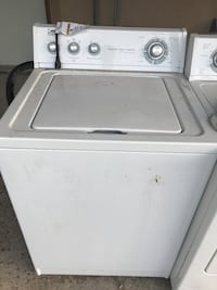 Whirlpool washer West Valley City, 84120