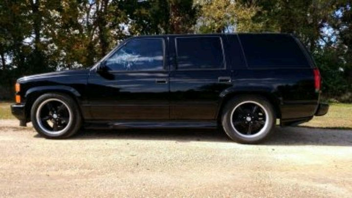 Photo 2000 Chevrolet Tahoe LIMITED
