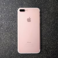 Unlocked iphone 7 plus 32gb