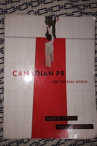 Canadian PR For The Real World (College Textbook) Brampton, L6S 4B2