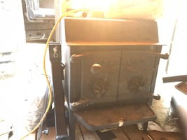 Timberline Wood Stove