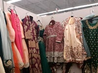 Indian party and wedding dress, frocks Edmonton, T5A 0B4