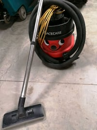 Henry commercial vacuum cleaner Edmonton, T5S 2S7