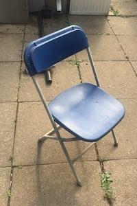 Folding Table & Chairs - price is for 8 chairs and one table St Catharines, L2R 4G5