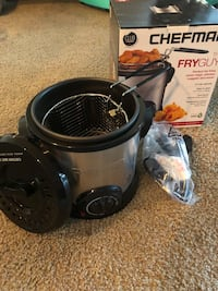 Brand New Chefman fry guy deep fryer