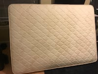 Quilted full mattress Chicago, 60657