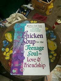 Chicken soup for the soul book Plainfield, 06387