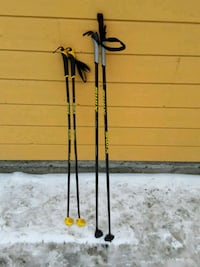 Skistaver for barn 200 kr per par Oslo, 0875