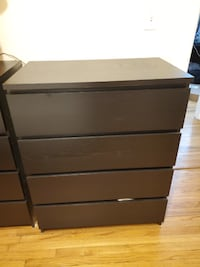 Ikea 4 Drawer Malm SOMERVILLE