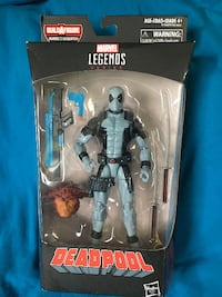 "MARVEL Legends DEADPOOL 6"" scale action figure Marietta"