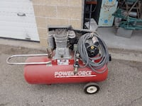 Portable Industrial Air Compressor - Power Force Toronto, ON, Canada