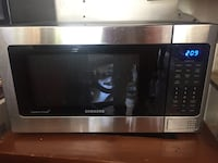 Mint condition microwave oven. Stainless steel Fremont, 94555