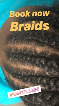 Braids Summerville, 29485