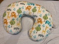 Boppy Original Nursing Pillow and Positioner, Peaceful Jungle Rockville