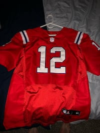Patriot throw back on field jersey only worn once  Denver, 80123