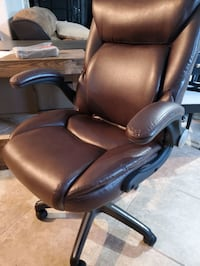 Serta AIR Lumbar Bonded Leather Manager's Office C El Paso, 79938