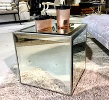 Accent table | Table miroir (NEW)