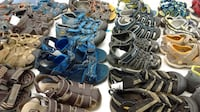 (176) Sandals for boys from $5