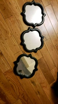 3 Decorative Mirrors  Ottawa, K2B 7T6