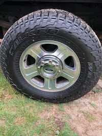 Super Duty Wheels And Tires Columbia, 29209