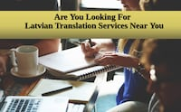 Are You Looking For Latvian Translation Services Near You NEWDELHI
