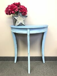 Perfect Half Moon Accent Table Barrie