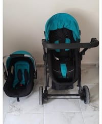 Baby 2 go 8841 model travel bebek arabası..