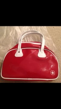Red swiss army bag  Surrey, V3S 8X3