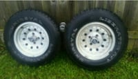 """14"""" Outlaw II'S w/ tires Fort Wayne, 46809"""