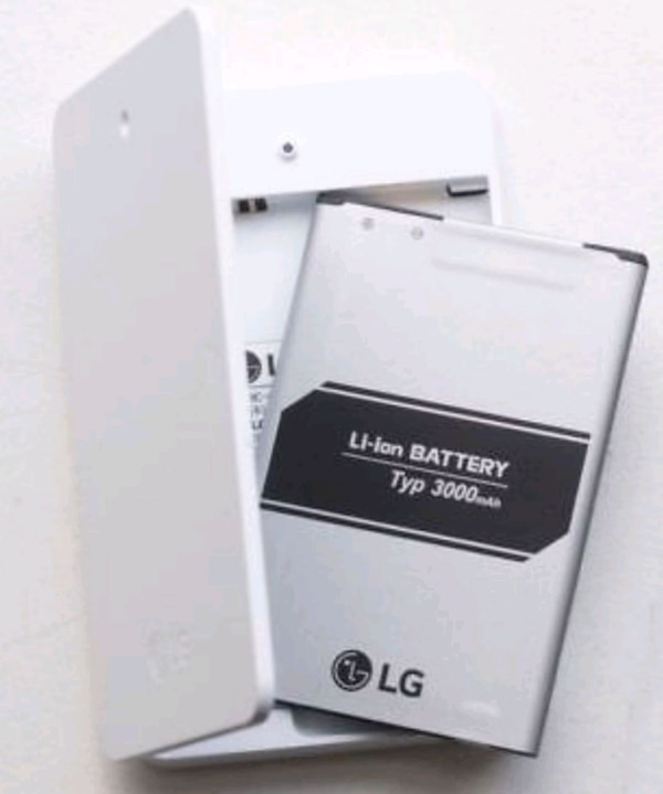 New LGG4 Battery & Charging Craddle