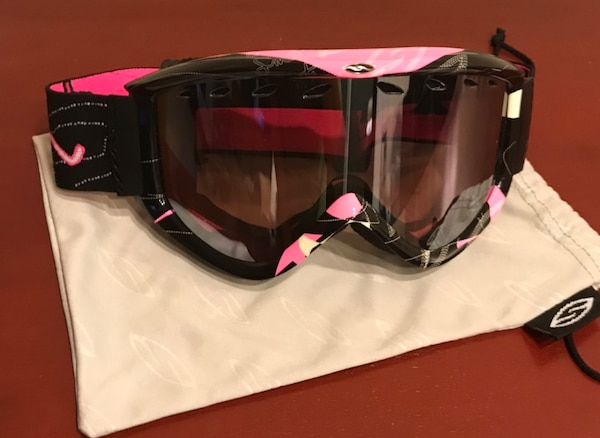 Smith Prodigy Women's Goggle Pink/Black/White