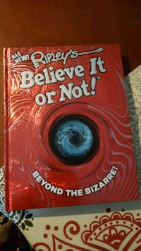 Ripleys Believe It Or Not..New Edition Book