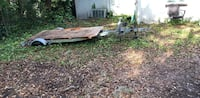 gray and brown utility trailer New Port Richey, 34652
