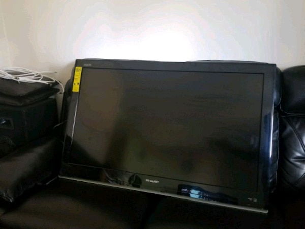 TV and power amp