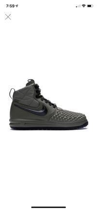 Men's Nike Lunar Force 1 Duckboot Windsor, N8W 5M9