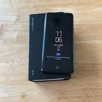 Samsung Galaxy S9 64gb Midnight Black 6243 km