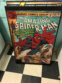 The amazing spider-man comic book Silver Spring, 20916