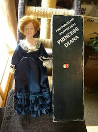 Reduced*Collector Lady Di Doll Thorold, L2V 4L3